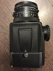 Hasselblad 500 C/M    +    CF80