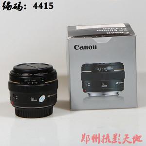 佳能 EF 50mm f/1.4 USM 编码:4415