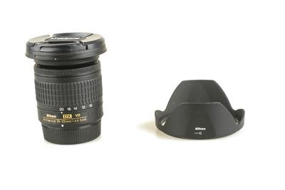 伟德betvictor_98新 尼康AF-P DX尼克尔10-20mm f/4.5-5.6G VR镜头