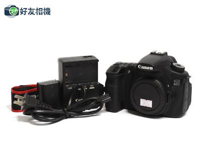 佳能/Canon EOS 60D 18.0MP 数码单反相机*美品*