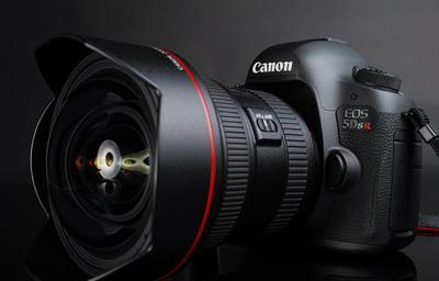 佳能 5DS R全画幅单反相机可配16-35/24-70/70-200/100等定焦镜头