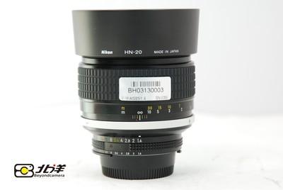 98新尼康 AIS 85/1.4(BH03130003)