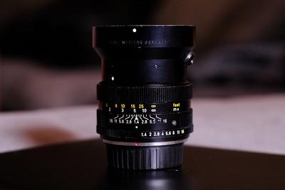 自用急出尼康口Leica R50 1.4 E48重金属玻璃头,只卖用家