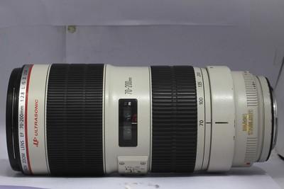 【中长焦镜头】佳能 EF 70-200/2.8L IS II USM(NO:0282)*