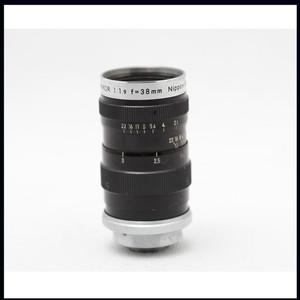 清仓甩卖 Cine nikkor 38mm F1.9 38/1.9 Nippon Kogaku Japan