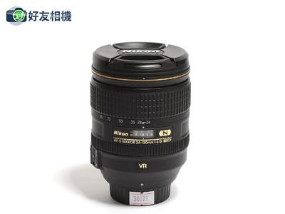 尼康/Nikon AF-S Nikkor 24-120mm F/4 G ED VR 镜头*如新*