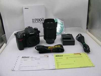 出售 98新 尼康 D7000带18-105/3.5-5.6 VR 请看图片