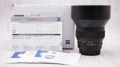 99新行货带包装卡尔·蔡司 15mm f/2.8 ZE 手动镜头 15/2.8佳能口