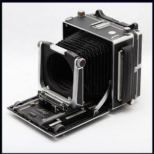 清仓甩卖 林哈夫 Linhof 特艺45 特艺4X5 双规 大画幅相机 座机