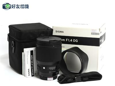 适马/Sigma 85mm f/1.4 DG HSM Art 镜头 千亿国际娱乐官网首页口*如新连盒*
