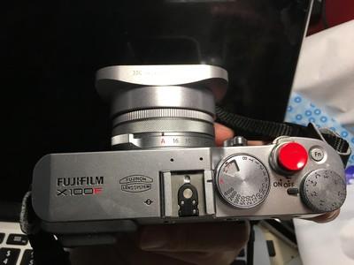富士X100F