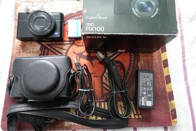 索尼 RX100