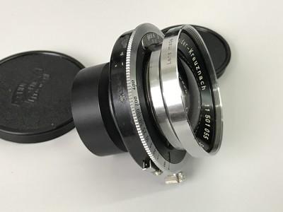施耐德 Symmar 180mm f/5.6  大画幅双焦镜头【天津福润相机行】