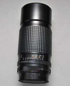 非常新的宾得67用定焦长焦镜头 300mm F4 Pentax 300/4