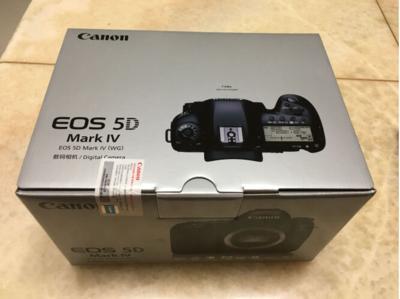 佳能 EOS 5D Mark IV转让