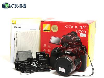 尼康/Nikon COOLPIX B700 红色 60x Optical Zoom *如新连盒*