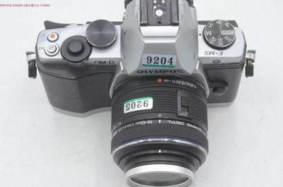 新到9成多新 奥林巴斯 E-M5 带14-42 便宜出售 编号9204 9205