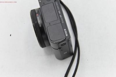 新到 85成新Sony/索尼 DSC--RX100M4 黑卡4 带4K 编号9189