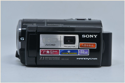 索尼 HDR-PJ30E 高清摄像机