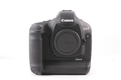 98/佳能 EOS-1D Mark III 数码相机 ( 小马三 极新净 )