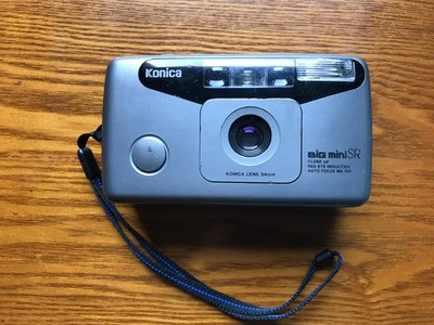 Konica Big Mini BM100 胶卷相机