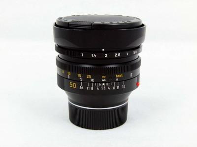 华瑞摄影器材-徕卡Leica Noctilux-M 50/1.0 四代夜神