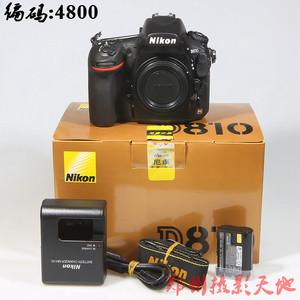 尼康 D810 尼康D810单反相机 编码 4800