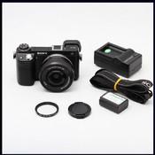 SONY 索尼 NEX6 NEX-6 16-50 OSS 套机 实物拍摄图片