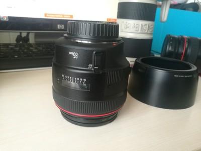佳能 EF 85mm II f/1.2L USM