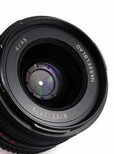 哈苏xpanII代崭新4/45mm标准镜头转让