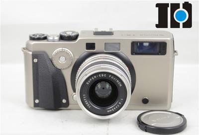 Fujifilm富士 TX-1+45/4 套机,旁轴胶片宽幅相机(等同哈苏XPAN)