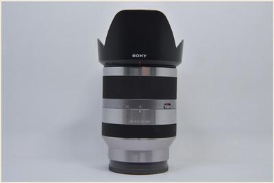 伟德betvictor,伟德亚洲官网,伟德国际1946官网_索尼 E 18-200mm f/3.5-6.3 OSS(SEL18200)银色镜头