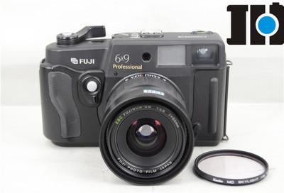 Fuji富士 GSW 690III EBC-65/5.6 三型广角定焦 120机械相机