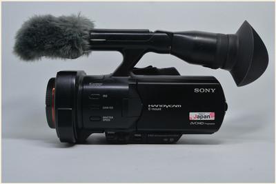 索尼 NEX-VG900E 机身 高清摄像机