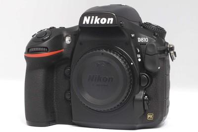 尼康 D810 全画幅专业数码相机(NO:9941)