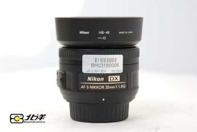 99新尼康 AF-S DX 35/1.8G(BH03180006)