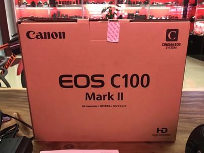 佳能 EOS C100 Mark II