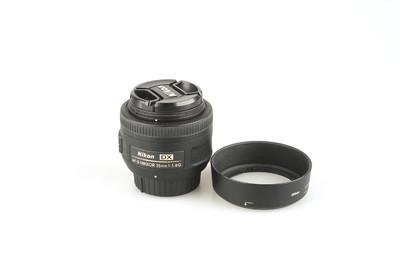 98新 尼康 AF-S DX 尼克尔 35mm f/1.8G