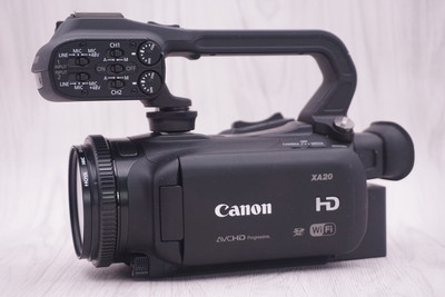 95新佳能 XA20摄像机