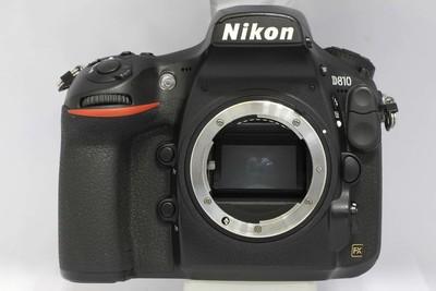 【全画幅专业数码相机】尼康 D810(NO:8389)*