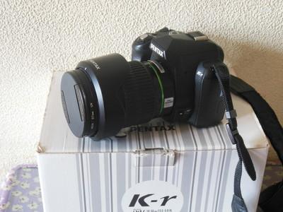 宾得 K-r+16-45mm F4 ED AL 镜头