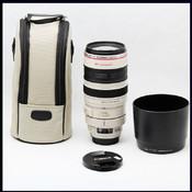 佳能100-400 EF 100-400mm f/4.5-5.6L IS USM(大白)