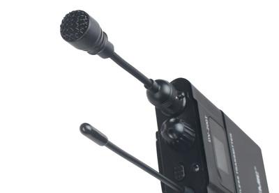 爱尚达DV-200无线录音麦