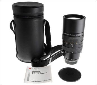 徕卡 Leica R 70-180/2.8 APO ROM 超级牛头 带皮套