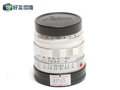徕卡/Leica Summilux M 50mm F/1.4 E43 镜头 第一代 *美品*