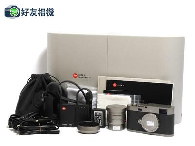 徕卡/Leica M60周年纪念版套机 连35/1.4 ASPH镜头 *超美品连盒*