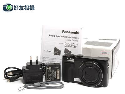 松下/Panasonic Lumix DMC TZ80 30倍长焦数码相机 *如新连盒*