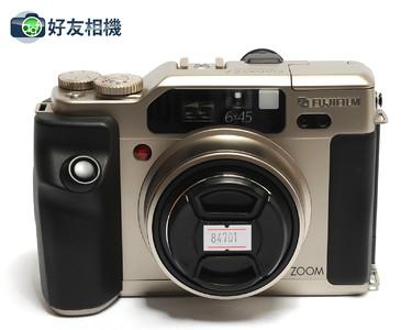 富士/Fujifilm GA645Zi中画幅相机 快门数400 *美品*