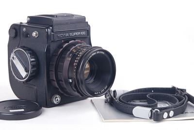 兴和 kowa Super 66+85/2.8 6x6中画幅 #jp19470