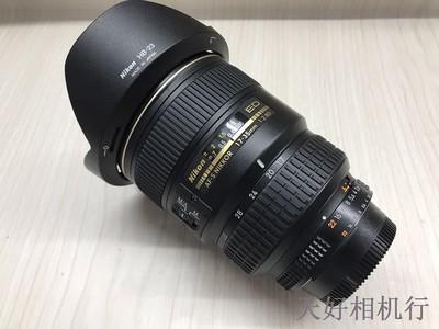 99新 尼康 AF-S 17-35mm f/2.8D IF-ED(金广角)